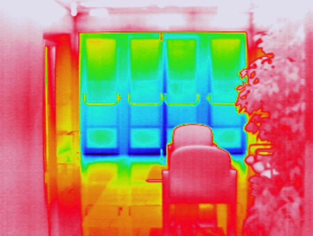 Casa de este alojamiento marzo 2015 - Aislamiento termico paredes ...